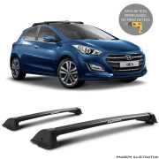 Rack De Teto New Wave Eqmax Hyundai I30 2013 a 2016