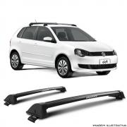 Rack De Teto New Wave Eqmax Volkswagen Polo Hatch 2003 a 2014