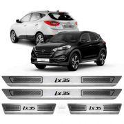 Soleira Anti-risco Hyundai Ix35 2015 a 2019