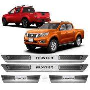Soleira Anti-risco Nissan Frontier 2012 a 5 2016