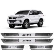 Soleira Anti-risco Toyota Sw4 Sr Tdi Srv 2017 a 2019