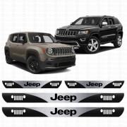 Soleira Resinada Personalizada Jeep