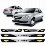 Soleira Resinada Personalizada para Chevrolet Classic