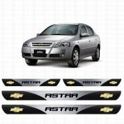 Soleira Resinada Personalizada para Chevrolet Astra