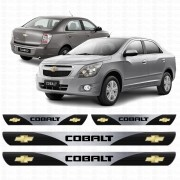 Soleira Resinada Personalizada para Chevrolet Cobalt