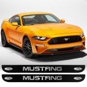 Soleira Resinada Personalizada para Ford Mustang