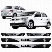 Soleira Resinada Personalizada para Volkswagen Gol G5
