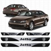 Soleira Resinada Personalizada para Volkswagen Jetta