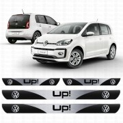 Soleira Resinada Personalizada para Volkswagen Up