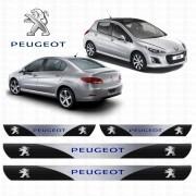 Soleira Resinada Personalizada Peugeot