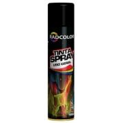 Tinta Spray Preto Fosco para Roda de Carro Alta Temperatura