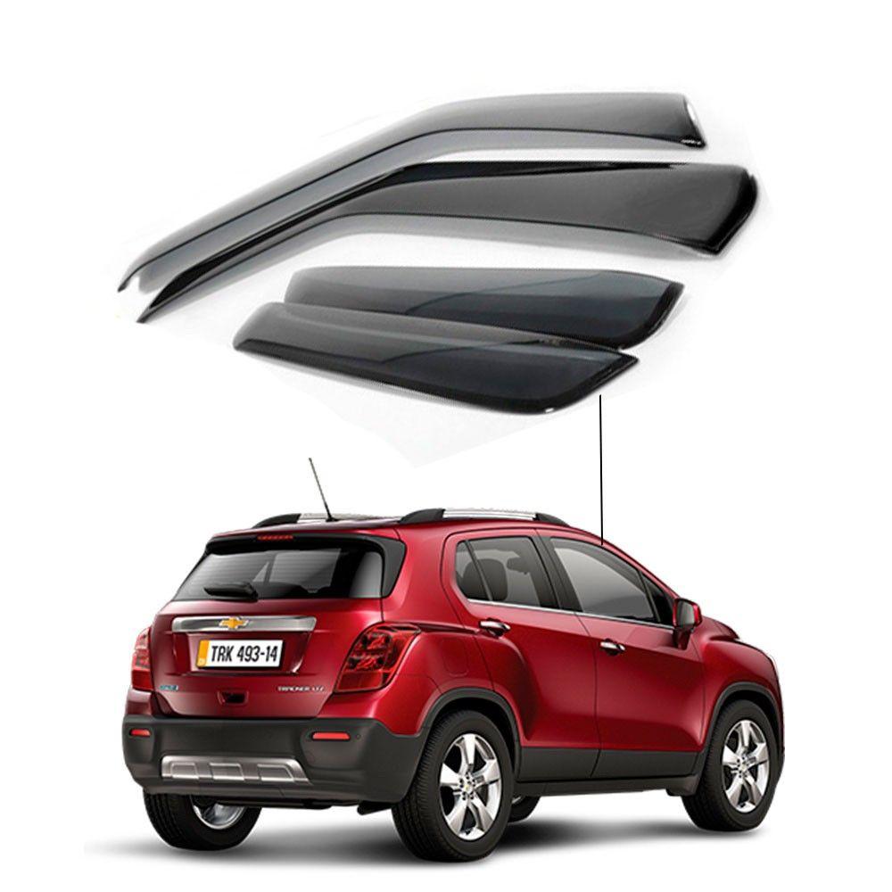 Calha de Chuva Chevrolet Gm Tracker 4 portas