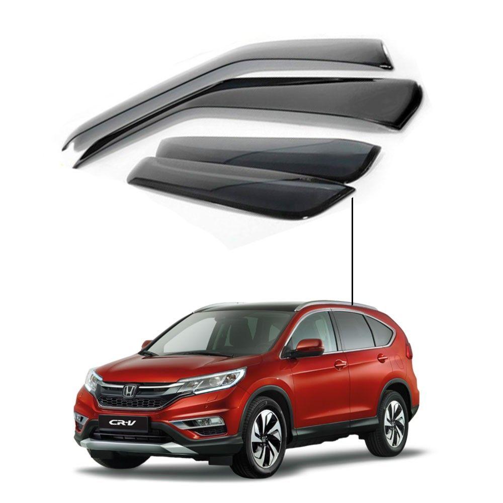 Calha de Chuva Honda CRV 2013 a 2017 4 portas