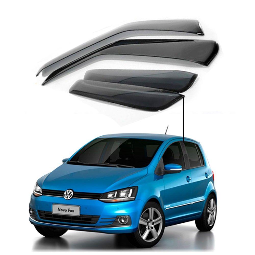 Calha de Chuva Volkswagen Fox 4 portas