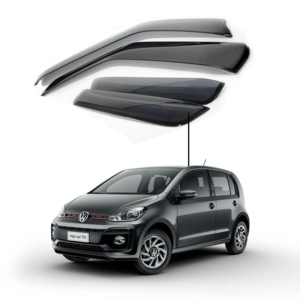 Calha de Chuva Volkswagen Up 4 portas