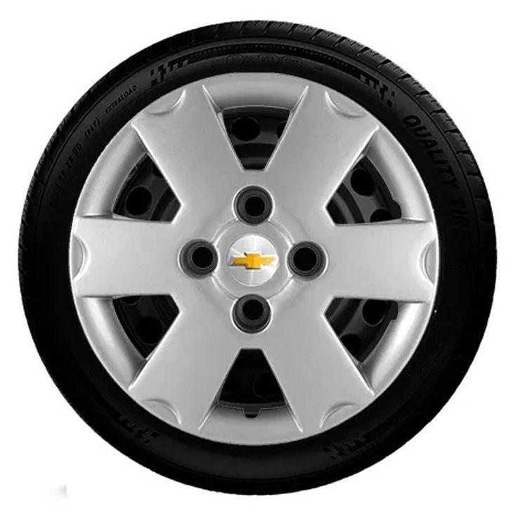 Calota Aro 13 Chevrolet Celta Corsa Classic #G033