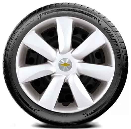 Calota Chevrolet Aro 14 Celta Prisma Corsa G450u