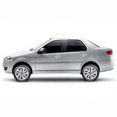 Calota aro 14 Fiat  Argo 2018 G292 Prata