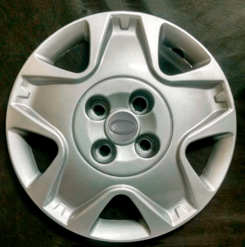 Calota aro 14 para Fiesta, Ford Ka, Focus, Courrier, G025