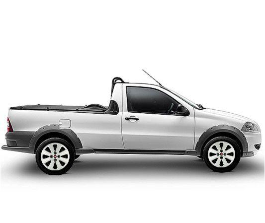 Calota Aro 14 para Strada, Palio, Siena, Novo Uno,  Fiat G109