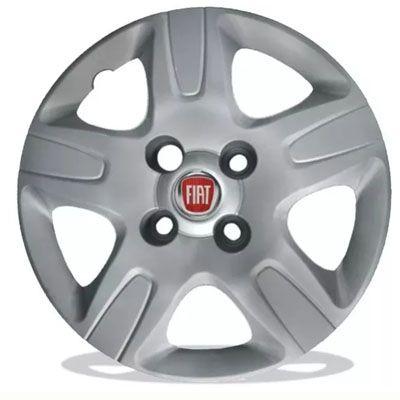 Calota aro 14 para Strada, Palio, Siena, Uno, Idea, Doblo, Fiat G111