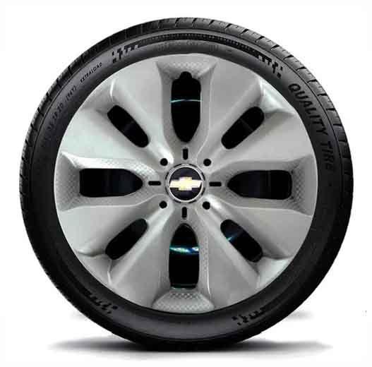 Calota aro 15 Chevrolet Omega Zafira G130u