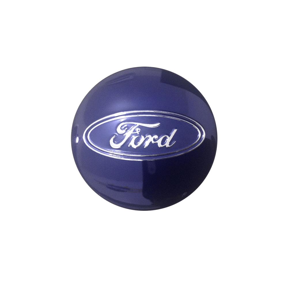 Calota Centro Miolo De Roda Ford Focus Azul