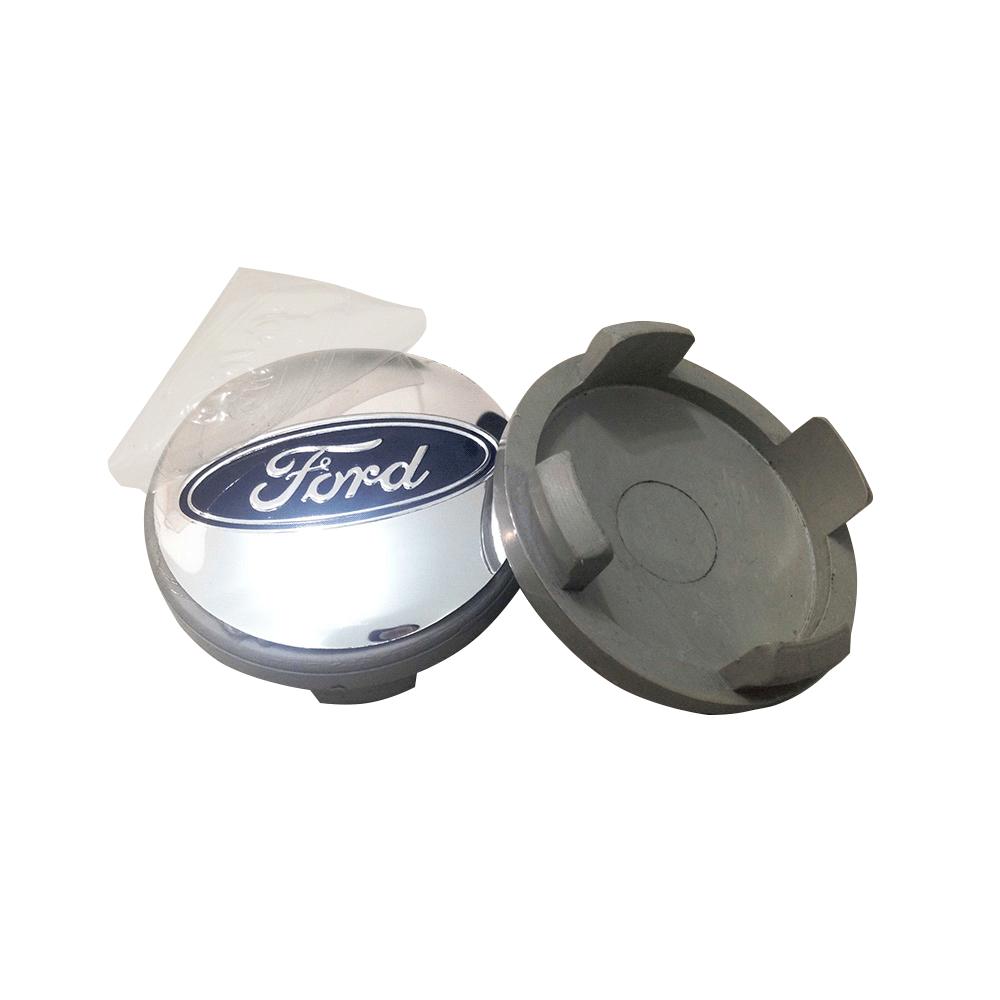 Calota Centro Miolo De Roda Ford Focus Cromada