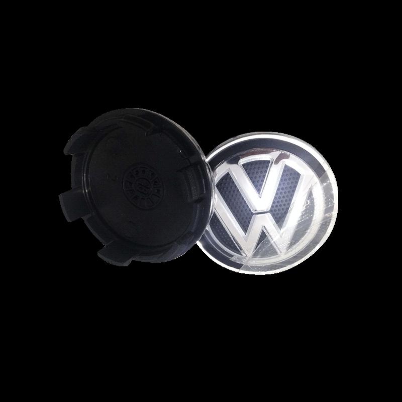 Calota Centro Miolo De Roda Volkswagen Gol G6 e G7