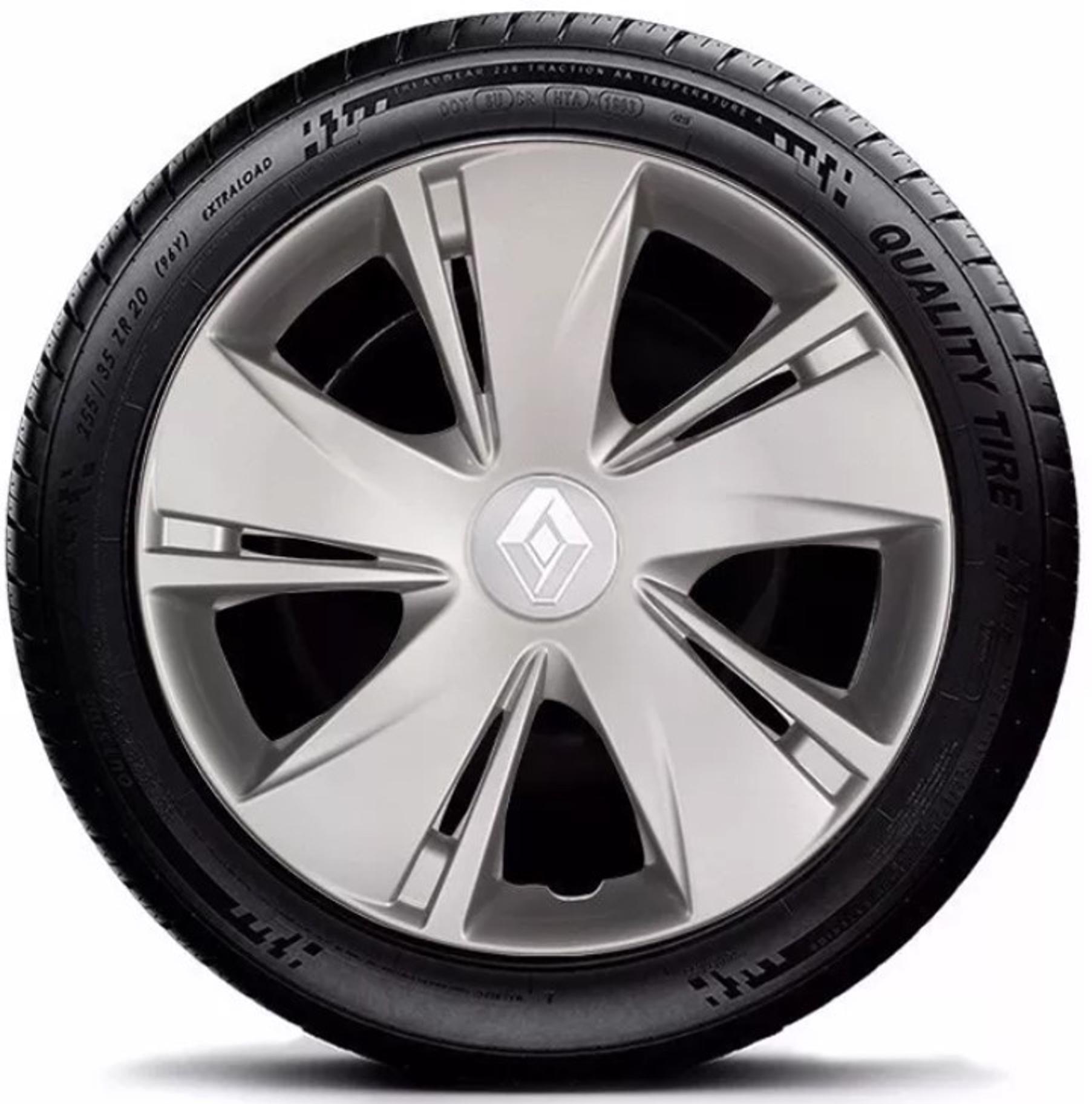 Calota Clio Sandero Logan Aro 14 Renault G451u