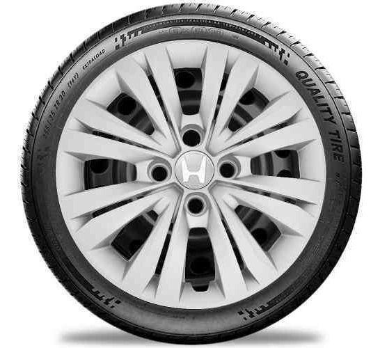 Calota Honda City Fit Aro 15 Pcd 18 19 2020 G246j