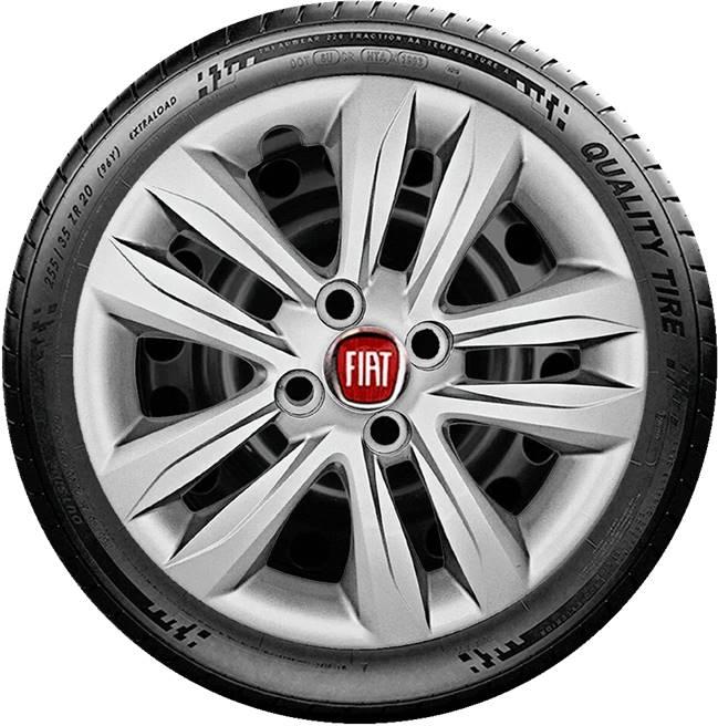 Calota Esportiva Aro 15 Fiat Punto Palio Linea Idea G192u