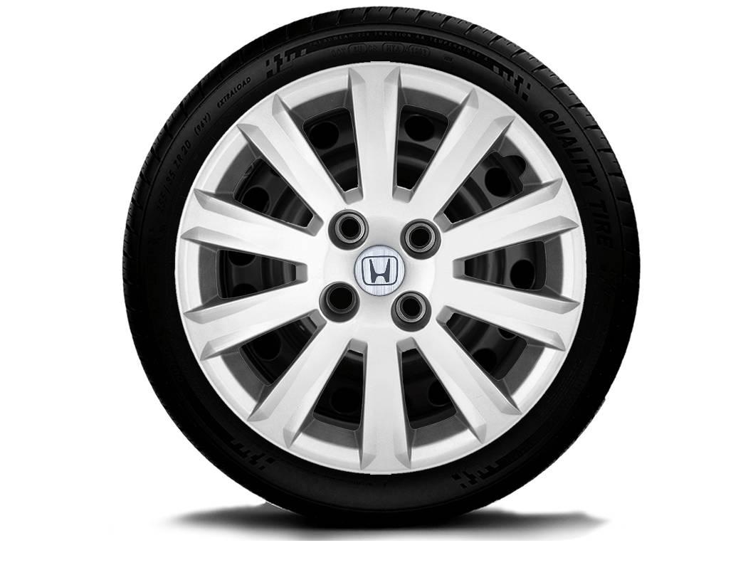Calota Esportiva Aro 15 Honda Fit City Civic G018u