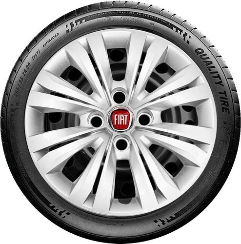 Calota Fiat Strada 2021 Aro 15 G246j