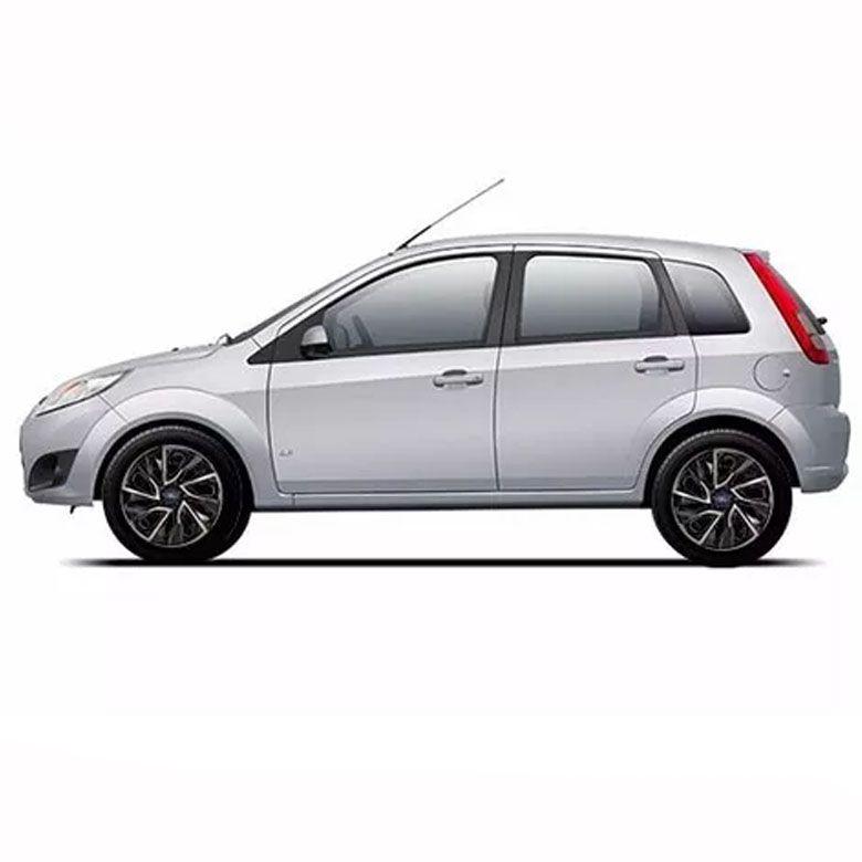 Calota Ford ka New Fiesta Focus Aro 15 Preta Dourada E5119
