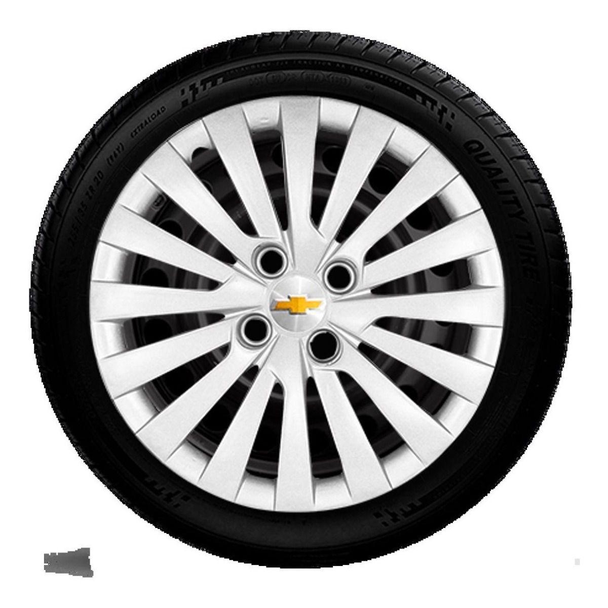 Calota Aro 14 Chevrolet Corsa Celta Onix G117j