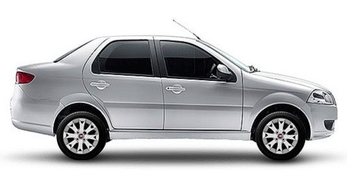 Calota Jogo 4pçs Fiat Uno Palio Aro 13 Prata G158jv