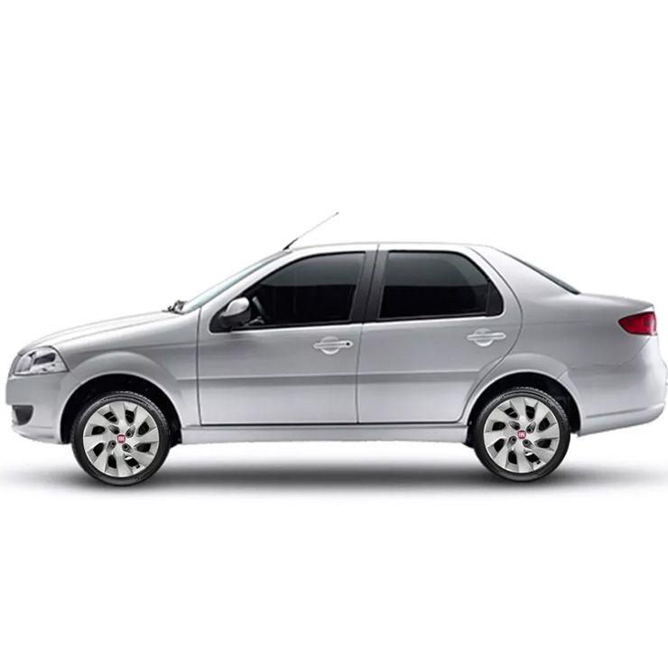 Calota Palio Siena Novo Uno Aro 14 Fiat G133
