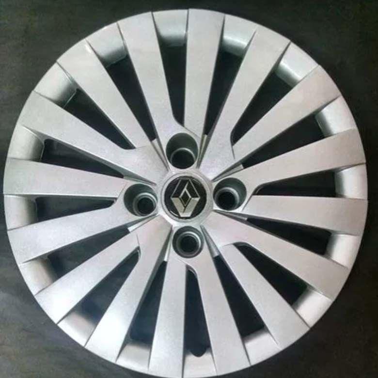 Calota aro 15 Sandero Logan Symbol Renault G242