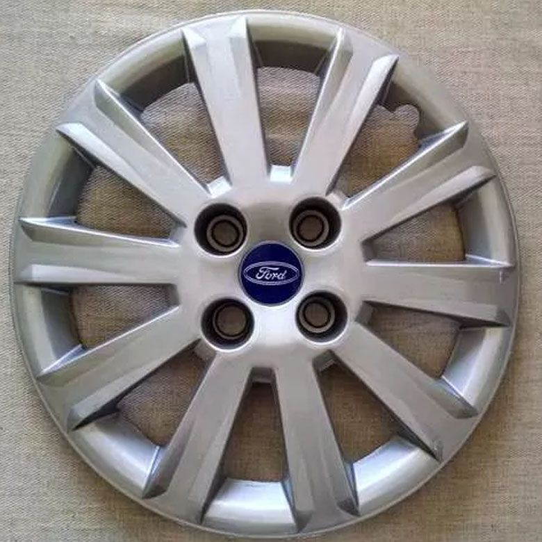 Calota New Fiesta Ka Courrier Escort Aro 15 Ford G018