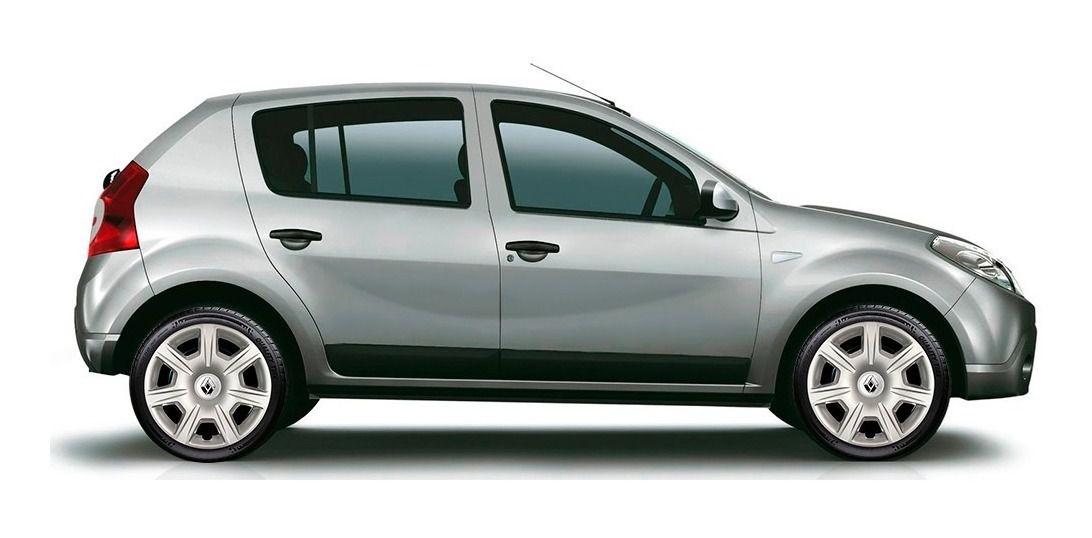 Calota Aro 15 Renault Logan Sandero Scenic Megane G876