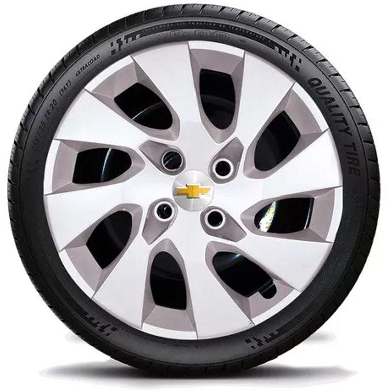 Calota Onix Corsa Prisma Aro 14 Chevrolet G133
