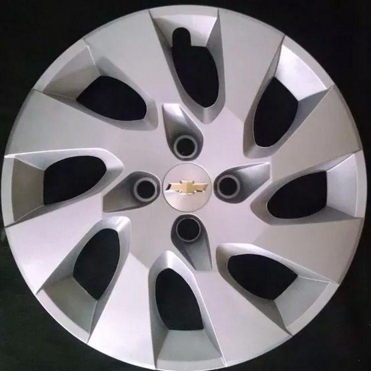 Unidade Calota Aro 15 Chevrolet Onix Prisma Cobalt G195u