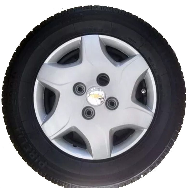 Calota para Celta Corsa Prisma Aro 13 Chevrolet Gm G042