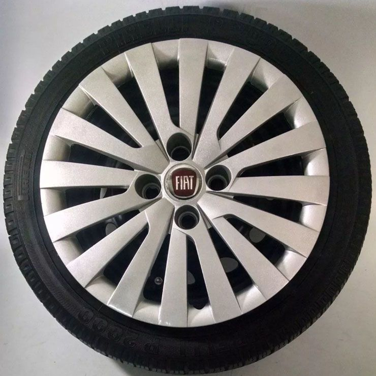 Calota Punto Palio Gran Siena Idea Aro 15 Fiat G242