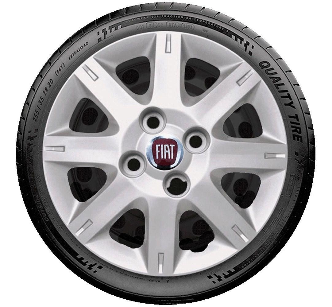 Calota Uno Palio Siena Fiorino Aro 13 Fiat G072