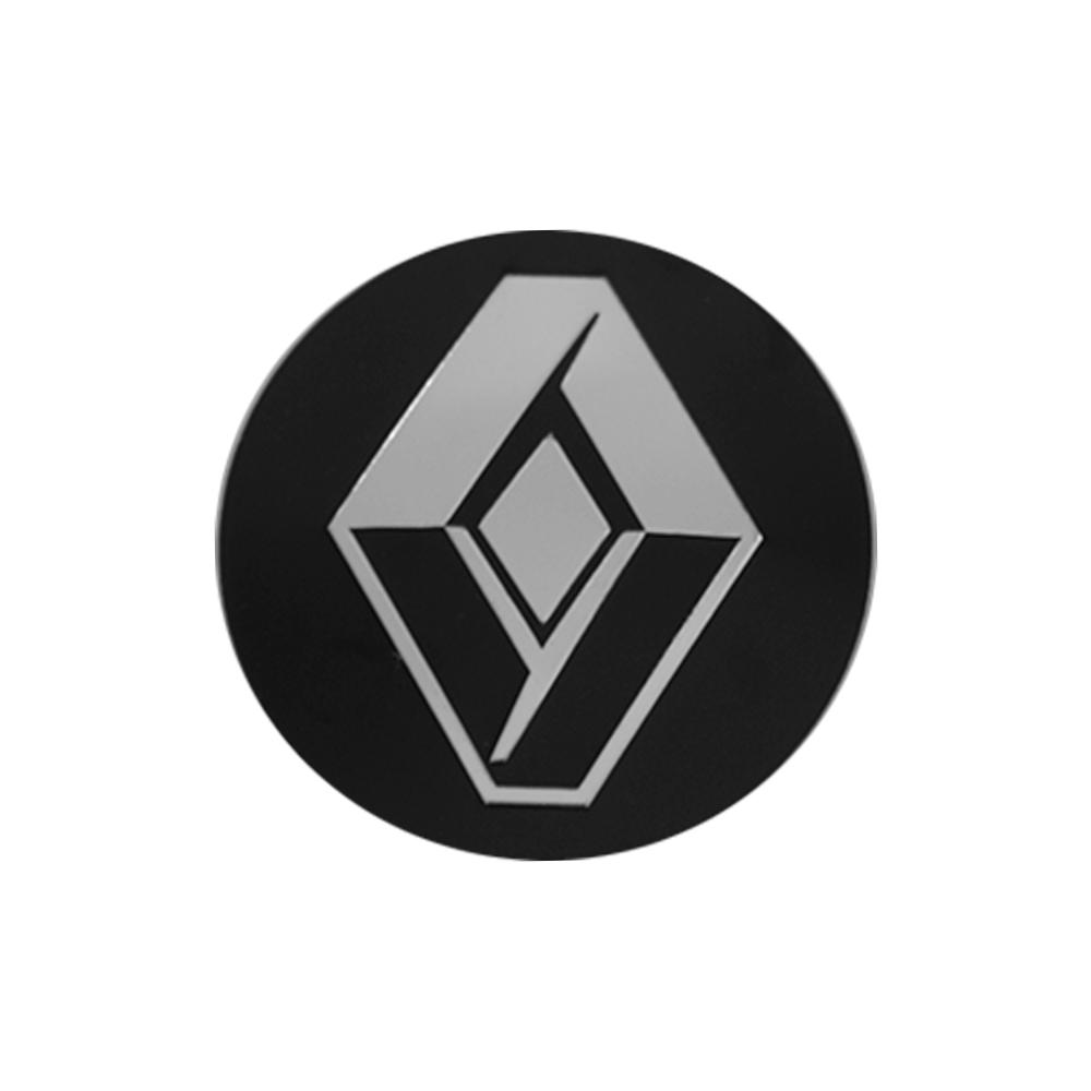 Emblema Renault Aluminio 69mm
