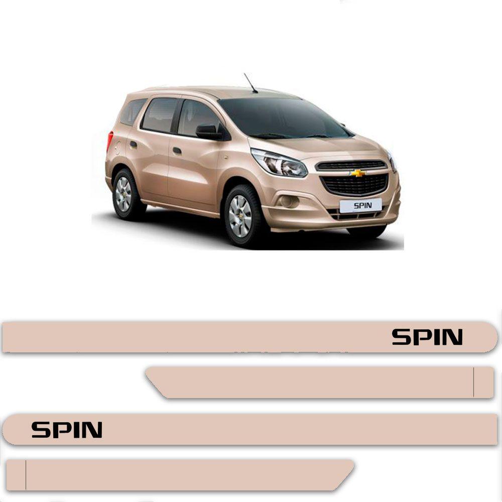 Friso Lateral Personalizado Para Chevrolet Spin - Todas As Cores