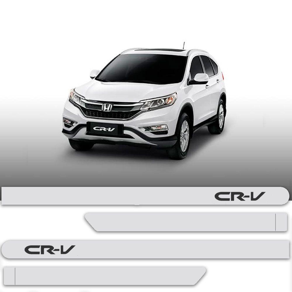 Friso Lateral Personalizado Para  Honda CR-V - Todas As Cores