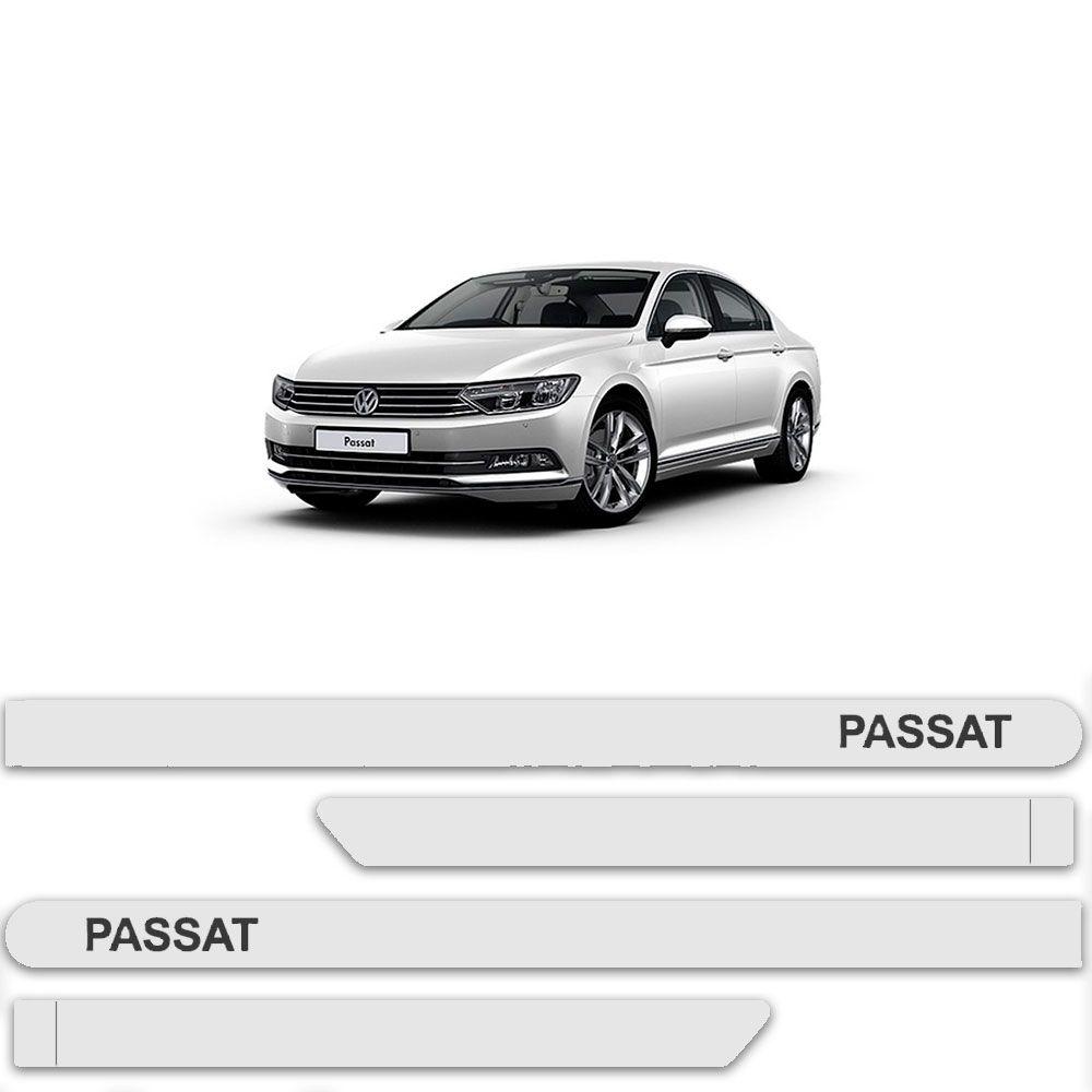 Friso Lateral Personalizado Para  Volkswagen Passat - Todas As Cores